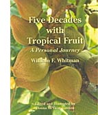 Five Decades With Tropical Fruit Book
