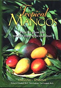 Tropical Mangos Book