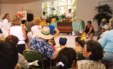 Mango Workshops and Demonstrations